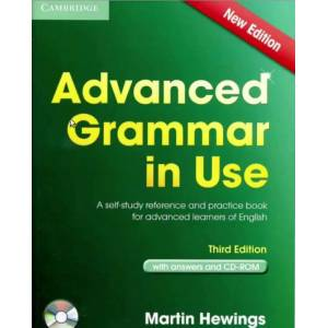 ADVANCED GRAMMAR IN USE - THIRD EDITION - MARTIN HEWINGS