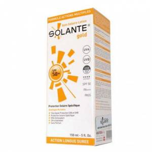 Solante Gold Adult SPF 50 Krem 150 ml