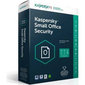 Kaspersky Small Office Security 1 Server+5Kullanıcı+5Mobil 1 Yıl (KASOS-1S5K5M1Y)