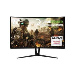 Gamepower GPR27C144 27 1ms (Display+HDMI+DVI) FreeSync Full HD Curved Monitör