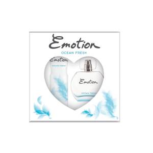Emotion Ocean EDT Fresh Parfüm 50 ml  Deodorant 150 ml