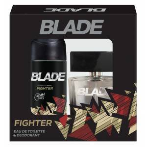 Blade Fighter EDT Parfüm 100 ml  Deodorant 150 ml
