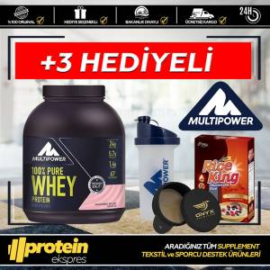 Multipower 100 Whey Isolate Protein 2000 Gr