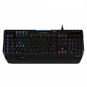 LOGITECH G910 ORION SPECTRUM RGB MEKANİK OYUNCU KLAVYESİ - UK LAYOUT -