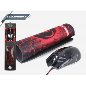 Gaming Series Hadron Ruins Rx-10 3200dpi Oyuncu Mouse  mouse pad
