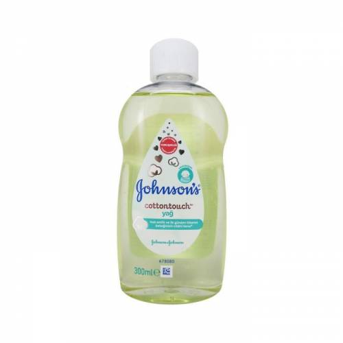 Johnsons Cottontouch Yağ 300ml 436824215
