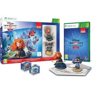 XBOX 360 DISNEY INFINITY 2.0 ORIGINALS STARTER PACK