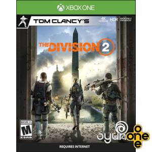 Tom Clancys The Division 2 - Standard Edition Xbox Game US - Anında Teslim