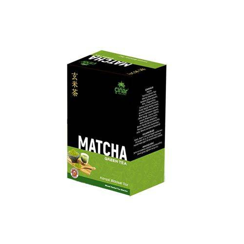 MATCHA ÇAYI GREEN TEA FORM ÇAYI - TOZ 436904110