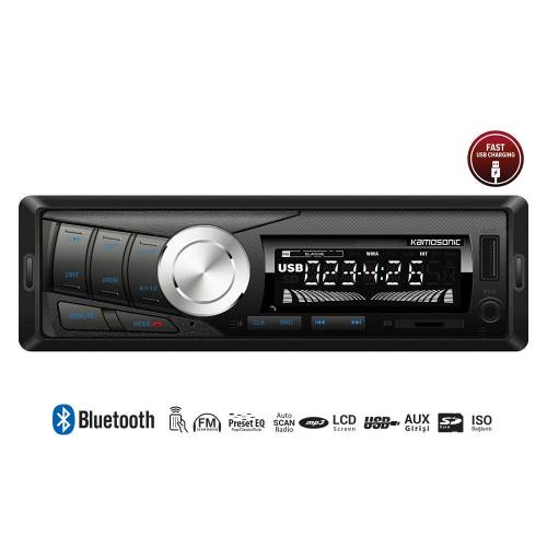 KAMASONİC KS-1080BT BLUETOOTHLU USB Lİ OTO TEYP 436985343