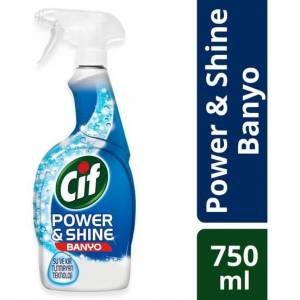 Cif Sprey PowerShine Banyo 750 ML