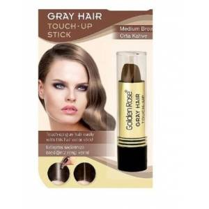 Golden Rose Gray Hair Touch-up Saç Kapatıcı Stick Orta Kahve