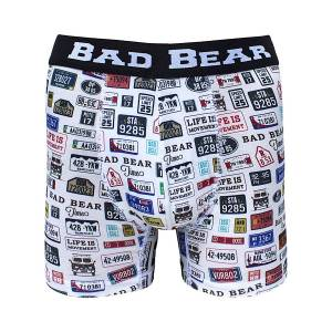 Bad Bear Drive Boxer OFF-WHITE