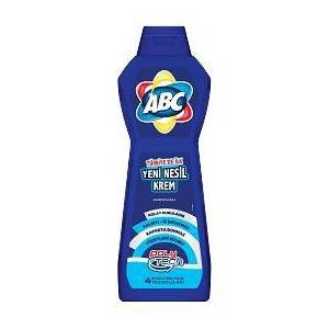 ABC SIVI KREM YENİ AMONYAKLI 750 ML