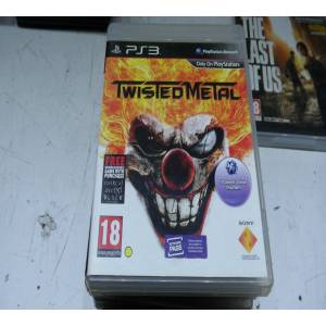 TWİSTED METAL PS3 OYUNU PLAYSTATİON 3 OYUNU R8