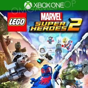 XBOX ONE LEGO MARVEL SUPER HEROES 2 STANDARD EDITION CD KEY