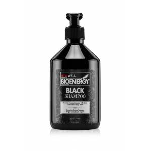 NEW WELL BIOENERGY BLACK SHAMPOO