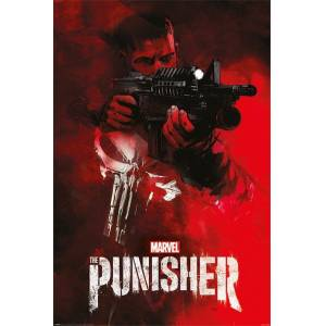 Pyramid International Maxi Poster The Punisher Aim
