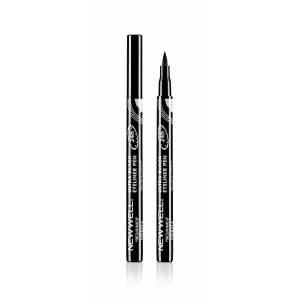 NEW WELL EYELINER ULTRA BLACK
