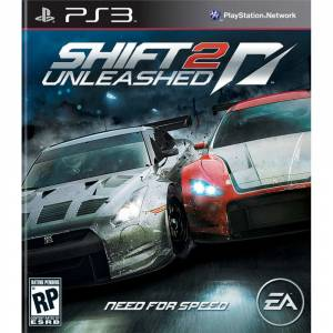 NEED FOR SPEED SHİFT 2 UNLEASHED PS3 OYUNU