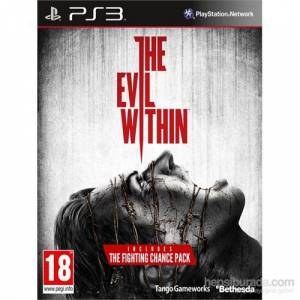 The Evil Within Standard Edition Incl The Fighting Chance PS3