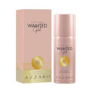 Azzaro Wanted Girl Deodorant 150 Ml