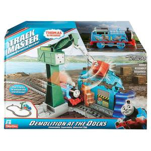 Thomas Friends Depo Macerası Oyun Seti DVF73