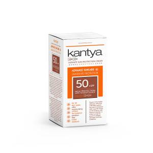 KANTYA GÜNEŞ KREMİ  50SPF GÜNEŞ KORUYUCU KREM  100ML  ULTIMATE SUN PROTECTION CREAM