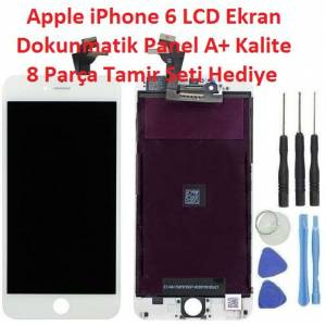 Apple iPhone 6 LCD Ekran Dokunmatik Panel A Kalite