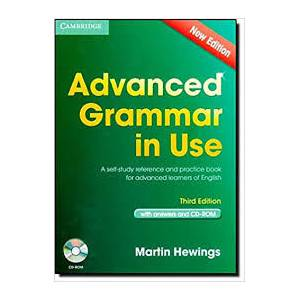 Advanced Grammar in Use Third Edition with CD and answer keys