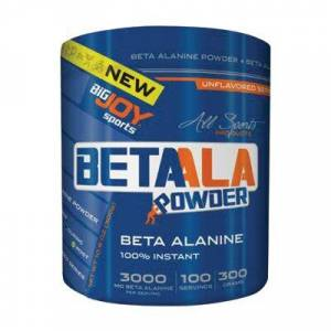 Big Joy Beta Alanine Powder 300 Gr  2 HEDİYE