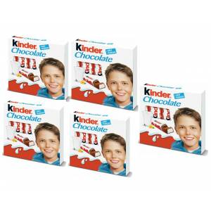 Kinder 4 lü Chocolate 5 Adet