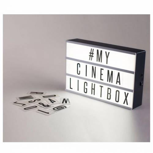 Cinematic Light Box -Sinematik Işık Kutusu 440284723