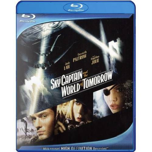 BLU-RAY FILM SKY CAPTAIN AND THE WORLD OF TOMORROW 440361066
