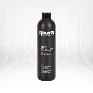 Pura Kosmetica Pure No Yellow Mor Şampuan 500ml