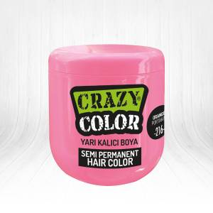 Crazy Color Yarı Kalıcı Boya 150ml - No - 228 Antrasit