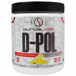 Purus Labs D-POL Free TestNitric Oxide Elevator 42 Increase In FreeTestosterone 23 Incr