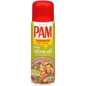 PAM Olive Oil Cooking Sprey 141g