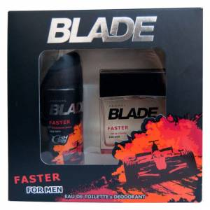 BLADE EDT 100MLDEO FASTER