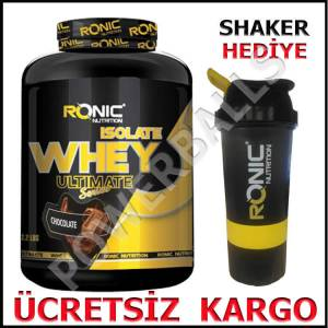 Ronic Nutrition isolate Whey 2270 Gr Protein Tozu Çikolata Aromalı Whey Ultimate Series