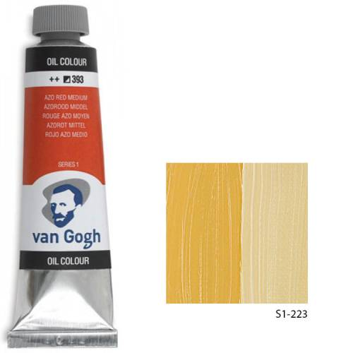 Talens Van Gogh Yağlı Boya 40ml - Naples Yellow Deep 223 441554224