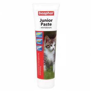 Beaphar Duo Junior Paste Yavru Kedi İçin Multivitamin Macun 100gr