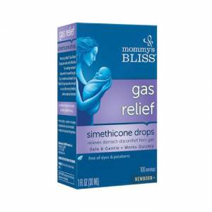 Mommys Bliss gas relief simothicone drops 30ml newborn
