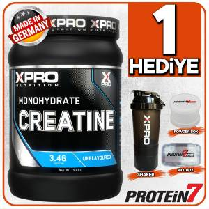 Xpro Nutrition Creatine Monohydrate 500gr