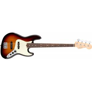 Fender American Professional Jazz Bass 3-Color Sunburst - Rosewood Bas Gitar