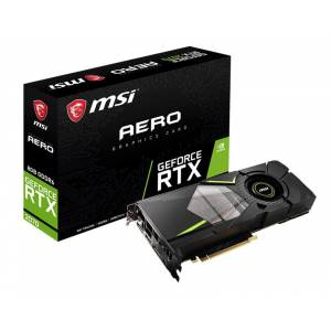 MSI GeForce RTX 2070 AERO 8G 256Bit GDDR6 VR Ready