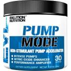 EVLUTION PUMP MODE 30 Servis NİTRIC OXIDE HYDROMAX® GLYCEROL BetaineNitrate (as NO3-T) UYARICI YOK