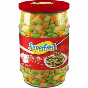 SuperFresh Garnitür 570 gr