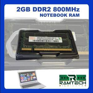 HYNİX 2GB DDR2 800 MHz NOTEBOOK RAM