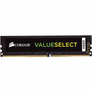 Corsair Value Select 8GB 1x8GB DDR4 2400MHz CL16 1.2V Ram - CMV8GX4M1A2400C16